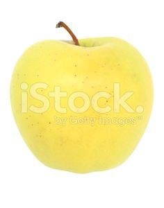 golden delicious apple – banque photo libre de droits