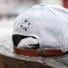 Huckberry Explorer's Cap  - Made in the USA - restocked now!