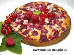Kleine Kuchen - schneller Obstkuchen