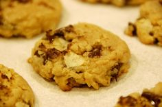 Potato Chip & Chocolate Chip Cookies