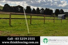 Think Fencing is Australia`s largest manufacturer horse fencing systems and solutions. They are a professional and friendly team of engineers, designers and horse lovers.