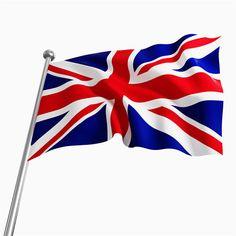 5x3FT Great Britain United Kingdom Union Jack Flag UK England British Banner HUK #WHATWEARS