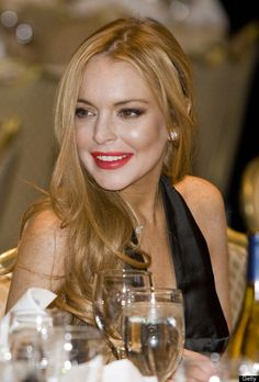 Lindsay Lohan (loser) Parties Until 1 A.M. After Health Scare: REPORT.  Not even treatment for exhaustion Friday could keep this loser from partying it up on Saturday night 6/16/2012.  She was spotted partying at the Chateau Marmont until 1 a.m.  http://www.huffingtonpost.com/2012/06/18/lindsay-lohan-parties-after-health-scare_n_1605701.html?ncid=edlinkusaolp00000003#