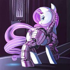 Aftermarket Illumination by DimFann on DeviantArt Mlp Rarity, Discord, My Little Pony Rarity, Mlp Characters, Mlp Fan Art, Mlp Pony, Pony Pony, Mlp Comics, Princess Luna