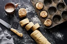 Violet Bakery's Cinnamon Buns recipe on Food52