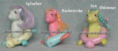 Baby Sea Ponies