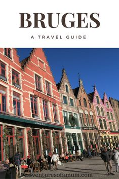 Sharing the best things to do in Bruges this Christmas - the most festive place in Europe with a brilliant Christmas Market and delicious food everywhere you turn.