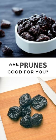 Prunes are often considered boring and not especially powerful. But, they are actually very significant for health.