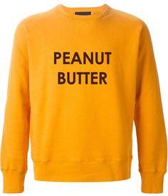 peanut butter sweatshirt #sweatshirt #sweat #shirt #clothing #cloth #crewneck #sweater #sweaters