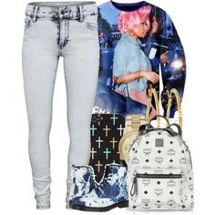 Untitled #5051, created by trillest-queen on Polyvore