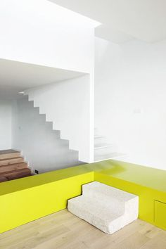 Gallery - Stepped House Toward the Landscape / 05 AM Arquitectura - 6