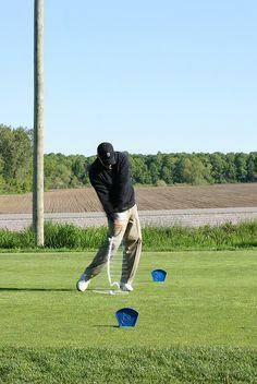 Golf club curve