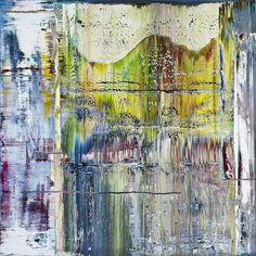 Gerhard Richter, Haggadah (P2) , 2014