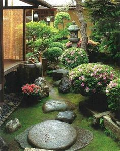 All the secrets to create a zen garden decor and 70 inspiring photos Are you thinking of rearranging your outdoor space, but are not sure of the preferred style? Today, we will inspire you to adopt the zen garden decor .