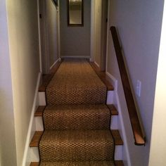 We are the carpet and rug experts in Boston. We will custom fabricate stair runners, area rugs and hall runners to fit your home perfectly. Home Carpet, Carpet Sale, Rugs On Carpet, Custom Area Rugs, Hall Runner, Custom Carpet, Design Blogs, Goods And Services, Sisal