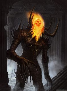 Michael Mueller My Fantasy World, Fantasy Rpg, Dark Fantasy, Character Concept, Character Art, Concept Art, Character Design, Dcc Rpg, Humanoid Creatures