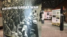 Missouri and the Great War Traveling Exhibit Comes to MAC  ||  PARK HILLS – Soon, history lovers will have the chance to explore Missouri's vital role in World War I in a traveling exhibit that features stories, images, and artifacts from http://dailyjournalonline.com/democrat-news/news/local/missouri-and-the-great-war-traveling-exhibit-comes-to-mac/article_21fb0429-6f86-54d7-8014-f829b21178d1.html?utm_campaign=crowdfire&utm_content=crowdfire&utm_medium=social&utm_source=pinterest