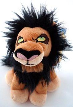 Disney Lion King Just Play Exclusive 5 Inch Mini Plush Figure Scar Disney http://www.amazon.com/dp/B005OZD75G/ref=cm_sw_r_pi_dp_JrAuub0DZP5FP