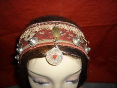 Tribal Queen Belly dance Fusion Natural Block by MagicalFashions57, $60.00