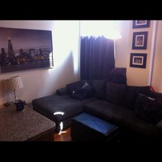1000+ images about new york theme living room on Pinterest ...