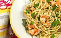 Garlicky Shrimp Scampi Pasta (with images) · catalinkava · Storify
