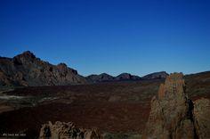 Tenerife : Parc naturel du Teide ou comment se retrouver sur une autre planète