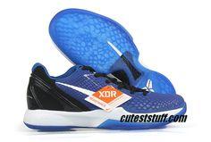 half off 61d27 b26f9 Nike Zoom Kobe 6 Shoes Duke Varsity Royal White 429659 400 Kobe 6 Shoes,  Kobe