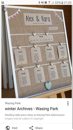 Quirky Ideas For Wedding Table Plans : wedding tables : wedding table layout plans quirky successful tips. quirky ideas for wedding table plans Wedding Table Assignments, Wedding Table Planner, Wedding Table Layouts, Seating Plan Wedding, Wedding Table Decorations, Wedding Tables, Rustic Table Plan Wedding, Cork Wedding, Diy Wedding