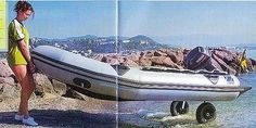 New original zodiac #bombard futura #commando boat rib #inflatable launching whee,  View more on the LINK: http://www.zeppy.io/product/gb/2/171273397245/