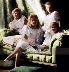Girlies by ~VelkokneznaMaria on deviantART