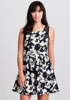 Sealed With A Kiss Floral Dress   Modern Vintage New Arrivals   Ruche