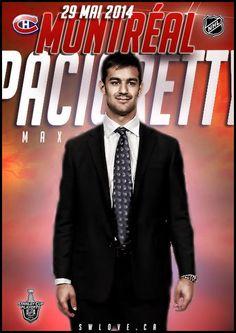 Max Pacioretty Max Pacioretty, Hockey, Montreal Canadiens, My Boys, Athletes, Nhl, My Children, Field Hockey, Ice Hockey