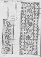Watch The Video Splendid Crochet a Puff Flower Ideas. Phenomenal Crochet a Puff Flower Ideas. Filet Crochet, Crochet Motifs, Crochet Borders, Crochet Chart, Thread Crochet, Crochet Doilies, Crochet Stitches, Crochet Puff Flower, Crochet Flower Patterns