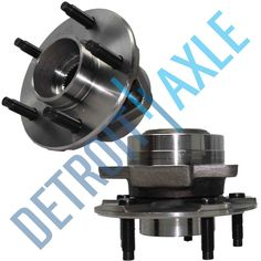 Detroit Axle Complete Electronic Steering Rack and Pinion Assembly for Chevy Eqinox Saturn Vue /& Pontiac Torrent