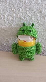 Ü-Ei umhäkeln ☆ Android   NadelSucht