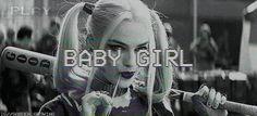 Jared Leto & Margot Robbie as The Joker & Harley Quinn | Suicide Squad (2016) Aesthetics: Harley gifs