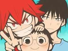 naruko shoukichi, yowamushi pedal, and anime image