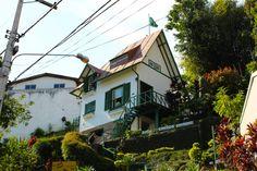 Santos Dumont morou aqui. Petrópolis/RJ-Brasil