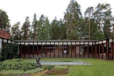 Alvar Aalto, Nico Saieh · Säynätsalo Town Hall, 1951