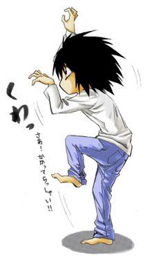Lawliet   L   Death Note
