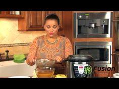 Make a Splash – Holiday Shrimp Bisque with Power Pressure Cooker XL