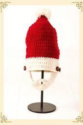 Santa Beard Baby Hat @ Francesca's
