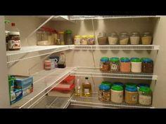 Dar mutfaklar nasıl organize edilebilir? - YouTube