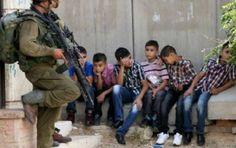 الاحتلال يخلي سبيل 4 أطفال قاصرين