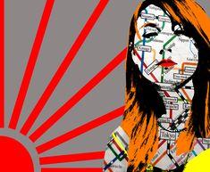 japanese pop art | japanese youth by popdavid digital art other pop art 2010 2013 ...
