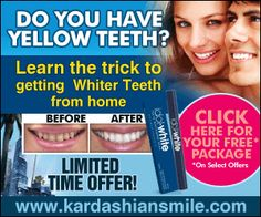 Teeth Whitners