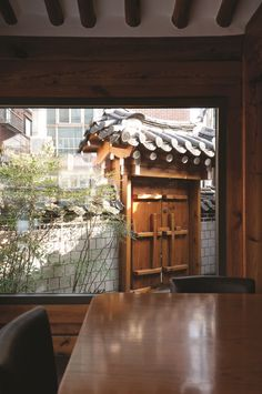 Maison, #traditional house in #Korea