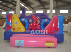 inflatable Underwater bouncers, inflatable jumpers, Inflatable Bouncers…