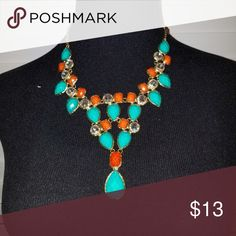 Amazing teardrop necklace This necklace is a head turner don't be caught without it Amrita Singh Jewelry Necklaces