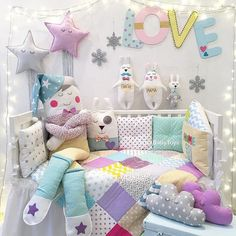 Molde de Bonecos de tecido para decoração de quarto infantil - Como Fazer